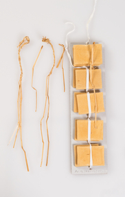 Functional object, Bean curd cakes, c. 1900s
