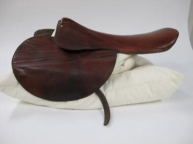 Saddle, race horse