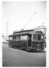 Ballarat Tram 31 - 1950s