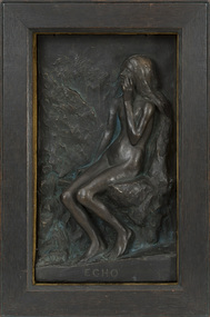 Sculpture, Echo, c.1901