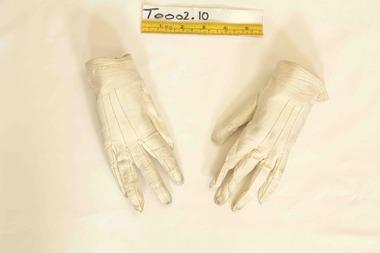 Gloves, circa 1853