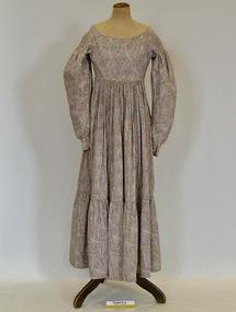 Dress, Day dress, circa 1820