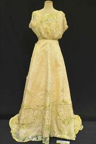 Dress, Evening dress, c. 1909
