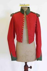 Uniform - Jacket, Military jacket, circa 1850