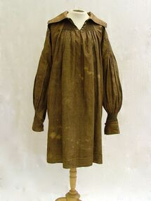 Smock, early-mid 19th century