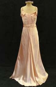 Dress, Evening dress, mid-late 1930s