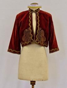 Jacket, Bolero, c.1948