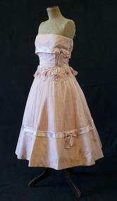 Dress, Evening dress, c.1955