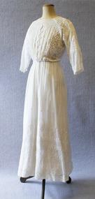 Dress, Day dress, circa early 1900s