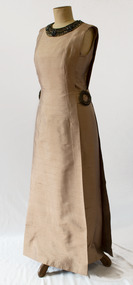 Dress, Evening dress, late 1950s - early 1960s