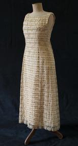 Dress, Evening dress, early 1960s