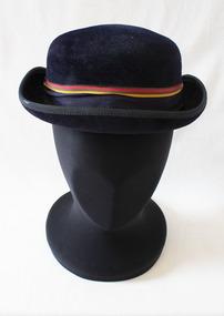 Hat, Brighton Technical School hat, circa 1970