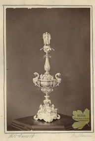 Photograph, Leviny Silver Standing Cup, c1863