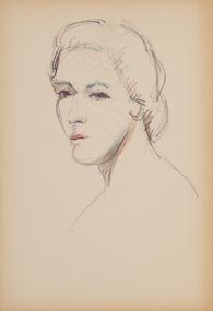 Work on Paper, Struss, Elsie, Untitled, Undated