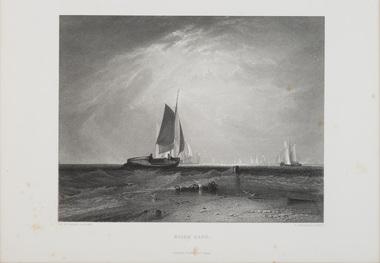 Print, Turner, J.M.W. (after), Bligh Sand, c.1859-78