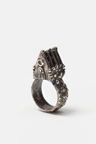 ring, Martha Ash, Marriage ring, by Martha Ash, 1981
