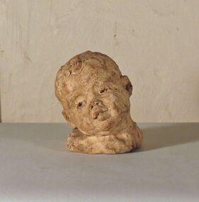 Plaster Sculpture, Untitled (Baby)
