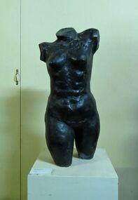 Bronze Sculpture, Nude Torso