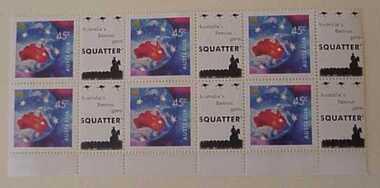 Stamp Set, [Squatter]