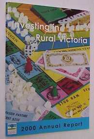 Annual Report, Victorian Farmers Federation: Annual Report 2000