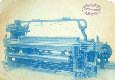 Photograph, Loom, Unknown