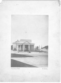 Postcard, First St Kilda Town Hall, c. 1919