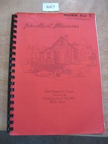 Book, John G Middleton, Inkwells at Illawarra - Old Pleasant Creek Illawarra State School No 1681 1875-1932, 1992