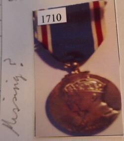Medal, 1937