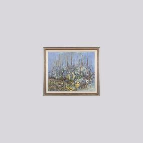 Painting, Helen A'Beckett Read, Nocturne, 1980