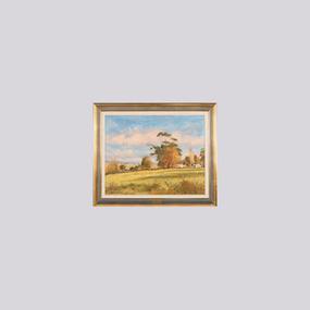 Painting, Ramon Horsfield, Golden Summer, 2001