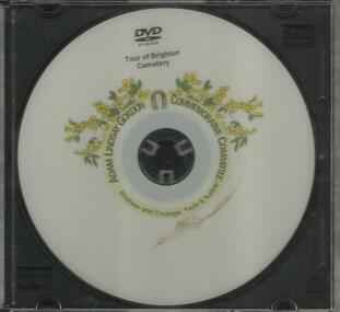 CD, Tour of Brighton Cemetery- Travis M Sellers- Viv Sellers