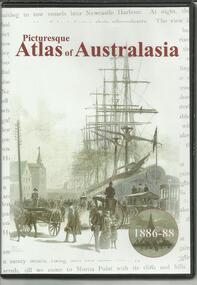 DVD, Picturesque Atlas of Australasia- 1886-1880