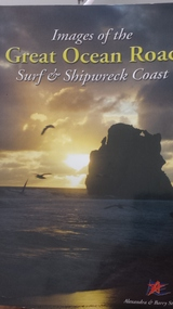 Book - Book, Paperback, Images of  The Great Ocean Road: Surf & Shipwreck Coast, c 2000