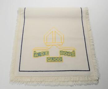 Textile - Chapel Altar Cloth, 1989
