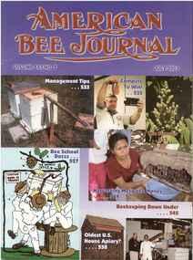 Publication, American Bee Journal. (Dadant & Sons Inc.). Hamilton, IL, 2003-2011