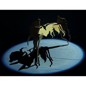 Artwork, Louis Balis, Casting the Shadow of an Ant