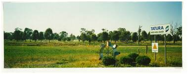Photograph, Northern Entry to Tatura