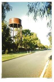 Photograph, Water Tower Kerford Street Tatura