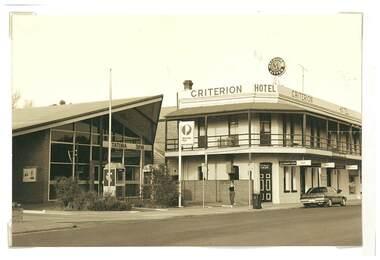 Photograph, Criterion Hotel, Tatura