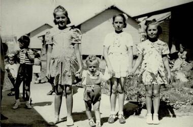 Photograph, Palestine Italians Camp 3