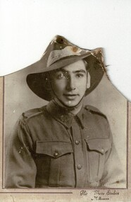 Photograph, Private Peter Charles Begnone