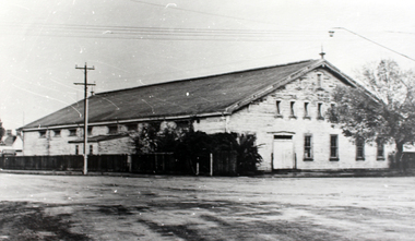 Old Naval Drill Hall