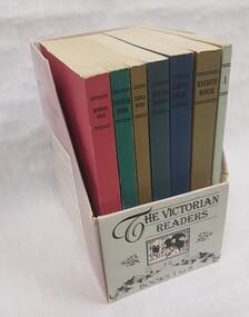 """Set of """"Victorian Readers"""""""