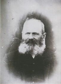 Black and white photograph, James Murray  (Sn.) of Lake Bolac