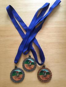 Medals, 2002