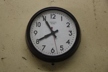 Smiths Setric Electric Clock, circa 1937