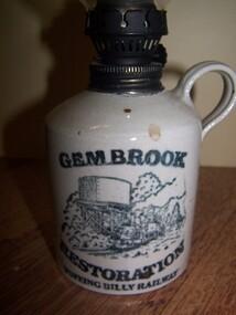Gembrook Restoration Oil Lantern - PBPS fund raising item