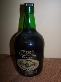 Puffing Billy Centenary Port - 100 Years - PBPS Fund raiser item, 2000