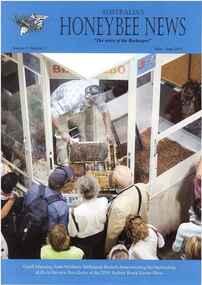 Publication, Australia's Honeybee News (NSW Apiarists' Association), Leichhardt, 2010