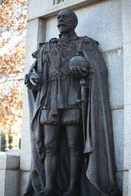 Sculpture - Public Artwork, King George V Monument, 1938